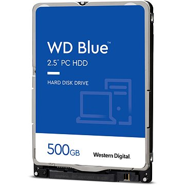 WD 2.5 Blue Mobile 500GB 16MB cache (WD5000LPCX)