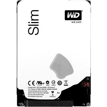 WD Blue Mobile 750GB (WD7500LPCX)