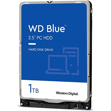 WD Blue Mobile 1TB (WD10SPZX)