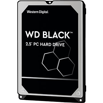 WD Black Mobile 500GB (WD5000LPLX)