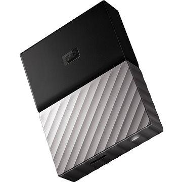WD 2.5 My Passport Ultra Metal 4TB černo/šedý (WDBFKT0040BGY-WESN)