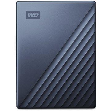"WD 2.5"" My Passport Ultra 5TB modro-černý (WDBFTM0050BBL-WESN)"