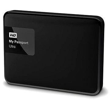 "Western Digital My Passport Ultra 1TB, 2,5"", WDBGPU0010BBK-EESN"