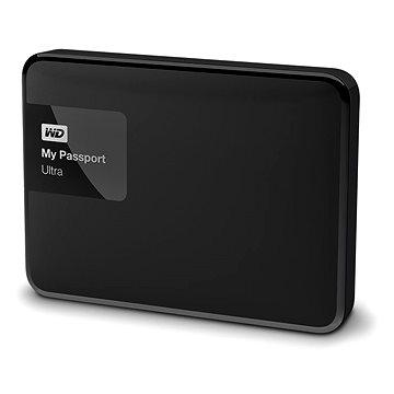 WD 2.5 My Passport Ultra 1.5TB Black, černý (WDBBKD0015BBK-EESN)