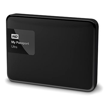 "Western Digital My Passport Ultra 2TB, 2,5"", WDBBKD0020BBK-EESN"