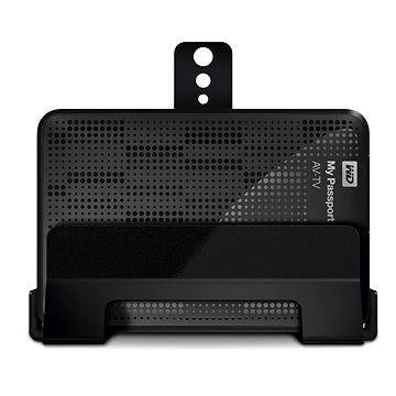 WD 2.5 My Passport AV-TV 1TB (WDBHDK0010BBK-EESN)