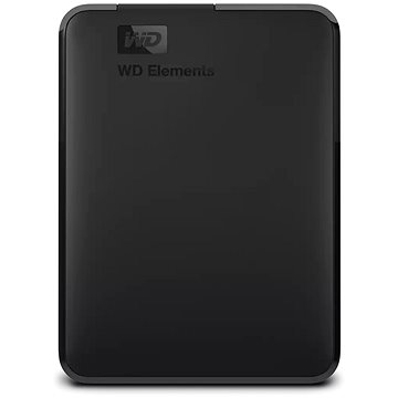 WD 2.5 Elements Portable 1TB černý (WDBUZG0010BBK-WESN)