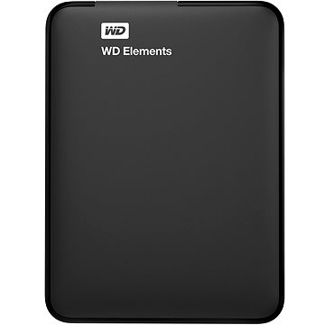 WD 2.5 Elements Portable 1.5TB černý (WDBU6Y0015BBK-WESN)