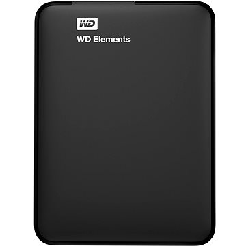 WD 2.5 Elements Portable 3TB černý (WDBU6Y0030BBK-EESN)