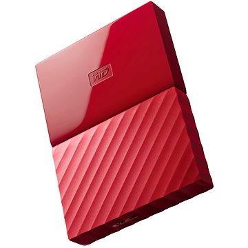"WD 2.5"" My Passport 1TB červený (WDBYNN0010BRD-WESN)"