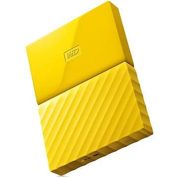 """WD 2.5"""" My Passport 1TB žlutý (WDBYNN0010BYL-WESN)"""