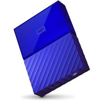WD 2.5 My Passport 3TB modrý (WDBYFT0030BBL-WESN)