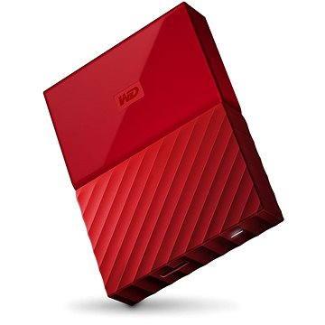 WD 2.5 My Passport 3TB červený (WDBYFT0030BRD-WESN)