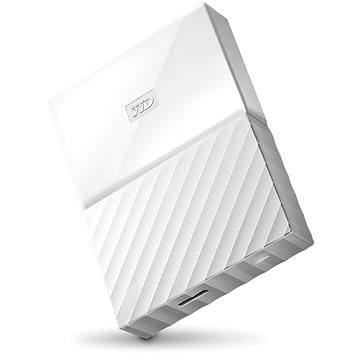 WD 2.5 My Passport 3TB bílý (WDBYFT0030BWT-WESN)