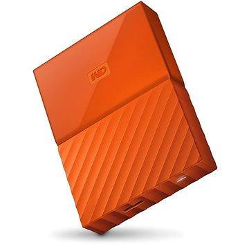 WD 2.5 My Passport 3TB oranžový (WDBYFT0030BOR-WESN)