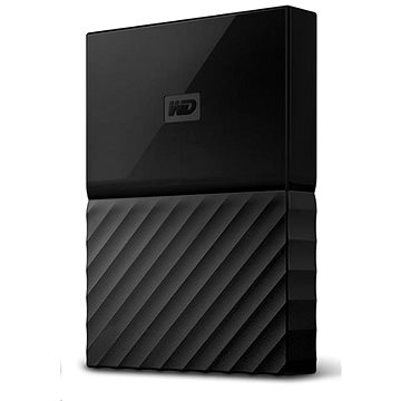 "WD 2.5"" My Passport 2TB černý slim (WDBS4B0020BBK-WESN)"