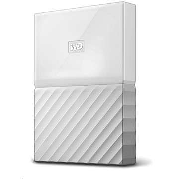 "WD 2.5"" My Passport 2TB bílý slim (WDBS4B0020BWT-WESN)"