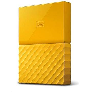 "WD 2.5"" My Passport 2TB žlutý slim (WDBS4B0020BYL-WESN)"