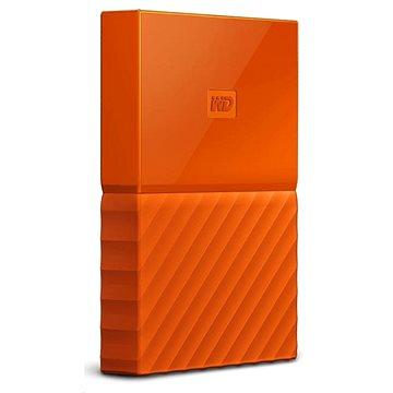 "WD 2.5"" My Passport 2TB oranžový (WDBYFT0020BOR-EEEX)"