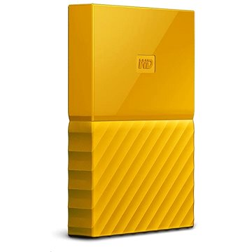 "WD 2.5"" My Passport 2TB žlutý (WDBYFT0020BYL-EEEX)"