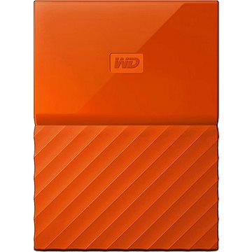WD My Passport 1TB USB 3.0 oranžový (WDBYNN0010BOR-EEEX)