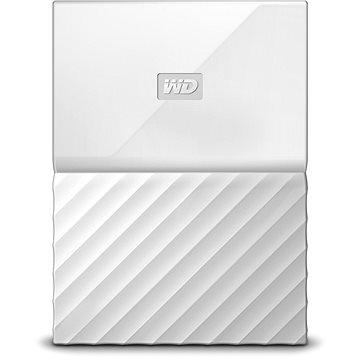 WD My Passport 1TB USB 3.0 bílý (WDBYNN0010BWT-EEEX)