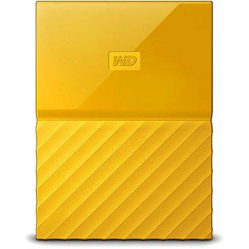 WD My Passport 1TB USB 3.0 žlutý (WDBYNN0010BYL-EEEX)