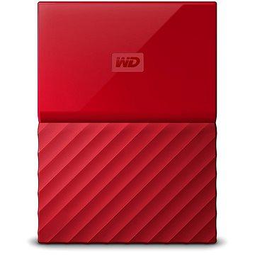 WD My Passport 2TB USB 3.0 červený (WDBS4B0020BRD-EEEX)