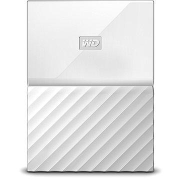WD My Passport 2TB USB 3.0 bílý (WDBS4B0020BWT-EEEX)