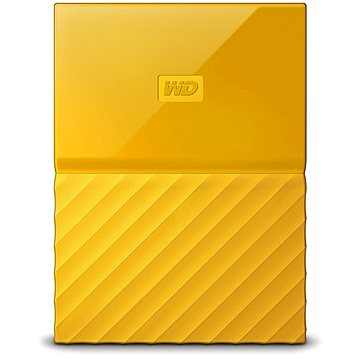 WD My Passport 2TB USB 3.0 žlutý (WDBS4B0020BYL-EEEX)