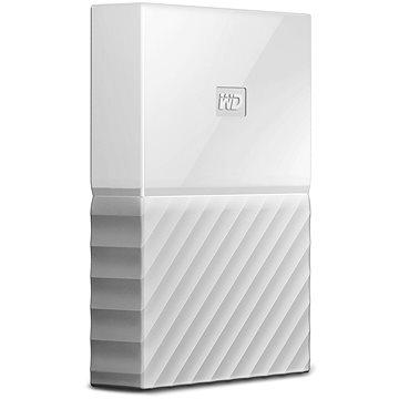 WD My Passport 4TB USB 3.0 bílý (WDBYFT0040BWT-EEEX)