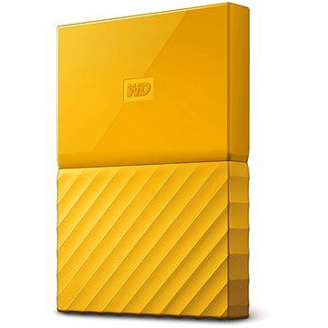 WD My Passport 4TB USB 3.0 žlutý (WDBYFT0040BYL-EEEX)