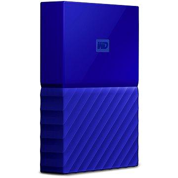 WD My Passport 4TB USB 3.0 modrý (WDBYFT0040BBL-EEEX)