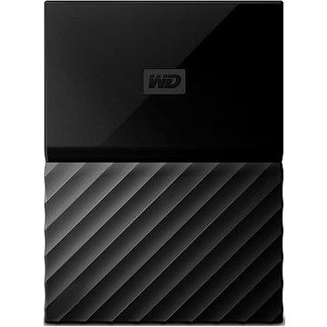 WD 2.5 My Passport for Mac 4TB (WDBP6A0040BBK-WESN)