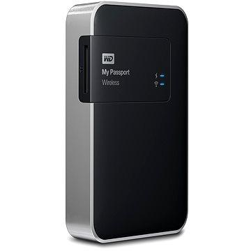 WD 2.5 My Passport Wireless 1TB černý (WDBK8Z0010BBK-EESN)