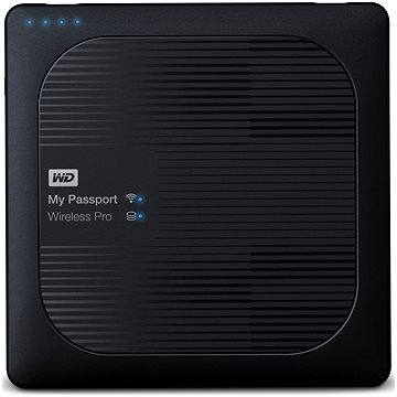 """WD 2.5"""" My Passport Wireless Pro 4TB černý (WDBSMT0040BBK-EESN)"""