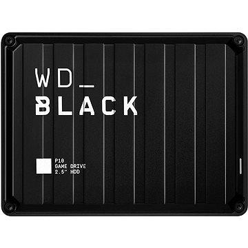 WD BLACK P10 Game drive 4TB, černý (WDBA3A0040BBK-WESN)
