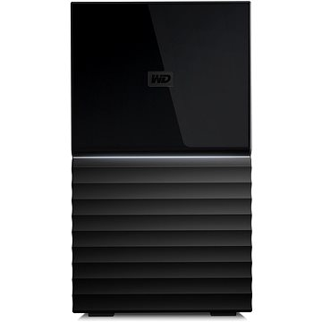 WD My Book Duo 4TB (WDBFBE0040JBK-EESN)