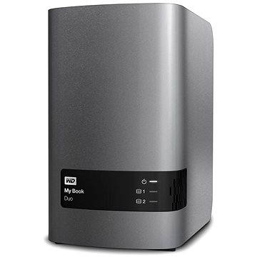 WD My Book Duo 6TB (WDBLWE0060JCH-EESN)