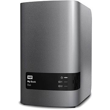 WD My Book Duo 12TB (WDBLWE0120JCH-EESN)