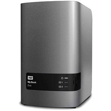 WD My Book Duo 16TB (WDBLWE0160JCH-EESN)