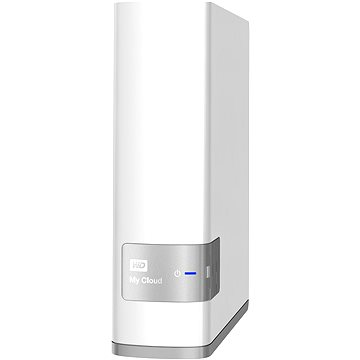 WD My Cloud 4TB (WDBCTL0040HWT-EESN)