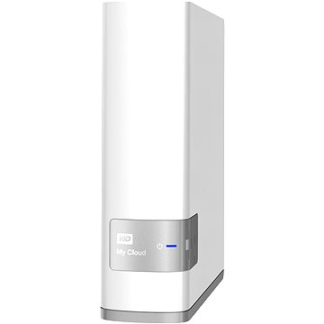 WD My Cloud 8TB (WDBCTL0080HWT-EESN)