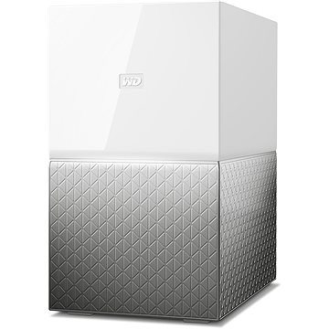 WD My Cloud Home Duo 4TB (WDBMUT0040JWT-EESN)