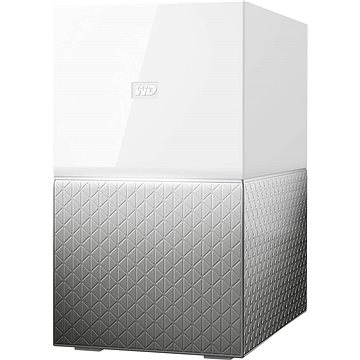 WD My Cloud Home Duo 6TB (WDBMUT0060JWT-EESN	)