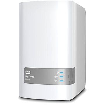 WD My Cloud Mirror 8TB (Gen 2) (WDBWVZ0080JWT-EESN)
