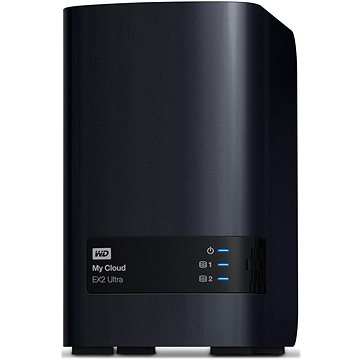 WD My Cloud EX2 Ultra (WDBVBZ0000NCH-EESN)
