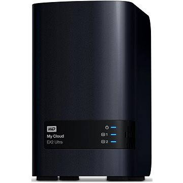 WD My Cloud EX2 Ultra 8TB (2x 4TB) (WDBVBZ0080JCH-EESN)