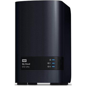 WD My Cloud EX2 Ultra 12TB (2x 6TB) (WDBVBZ0120JCH-EESN)