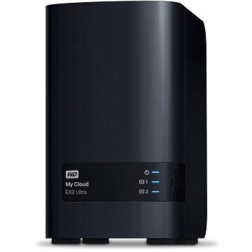 WD My Cloud EX2 Ultra 24TB (2x 12TB) (WDBVBZ0240JCH-EESN)